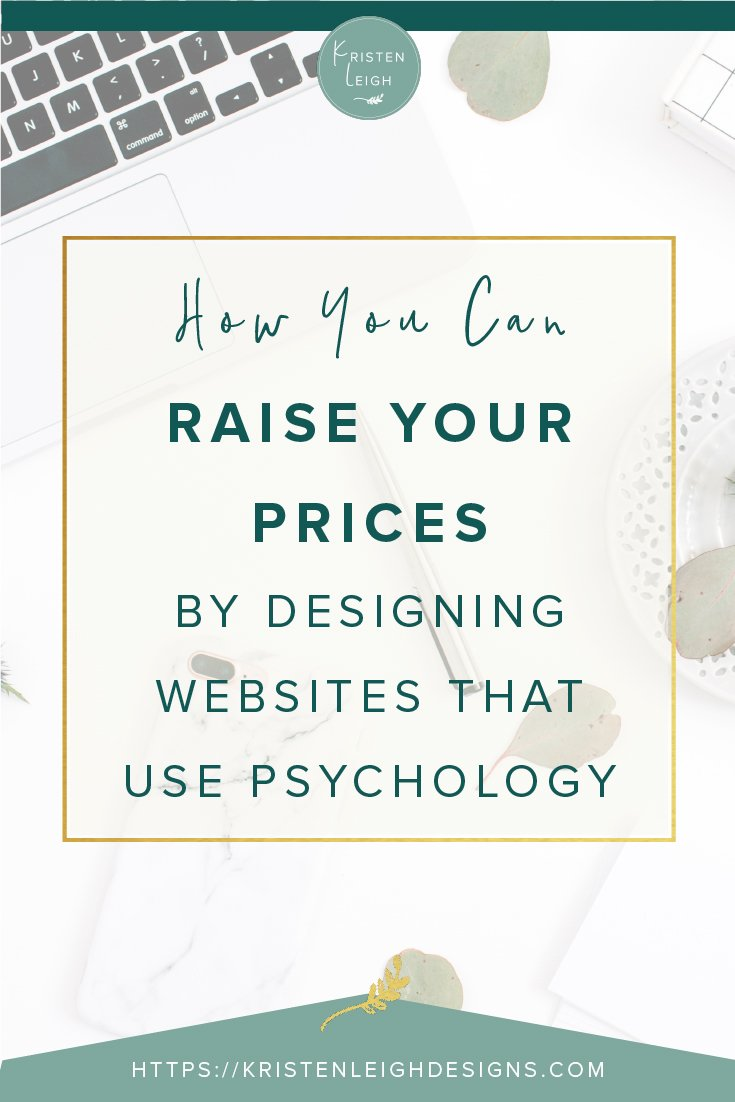 Kristen Leigh | WordPress Web Design Studio | How to Use Consumer Psychology on Your Website to Generate More Sales