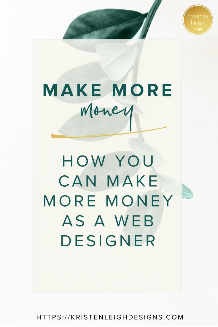 Kristen Leigh | WordPress Web Design Studio | March 2019 Review Monthly Review of My Web Design Studio | Digital Nomad Lessons | How to Make More Money as a Web Designer