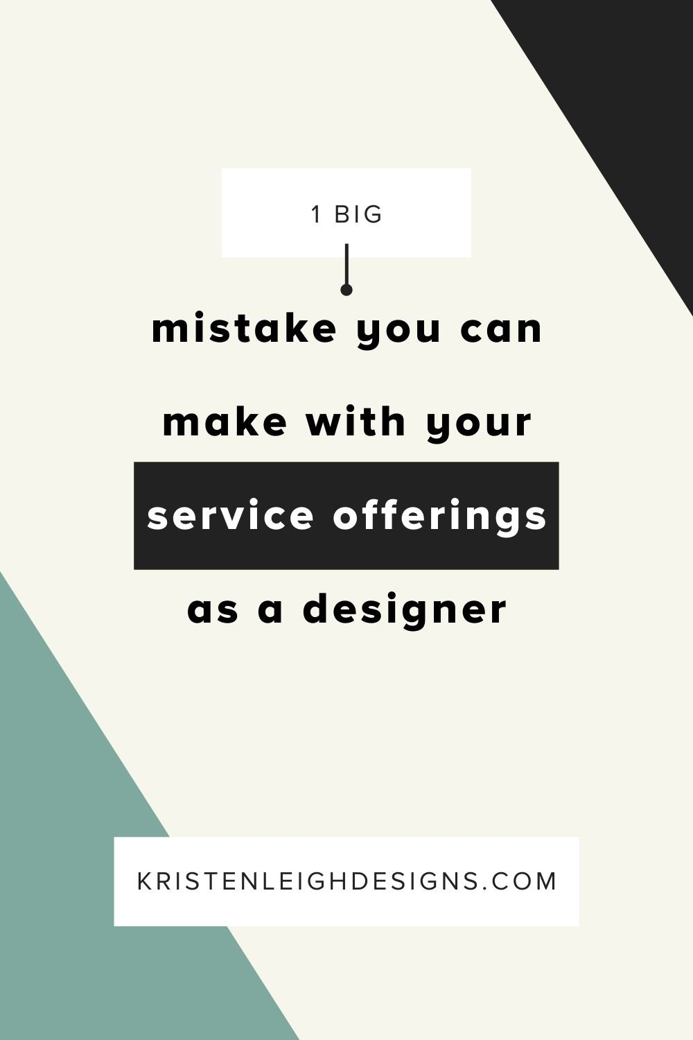 Kristen Leigh | WordPress Web Design Studio | Psychology Edition Offering Too Many Packages is Keeping You From Landing Clients