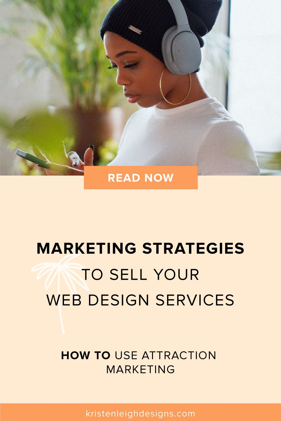 Kristen Leigh | WordPress Web Design Studio | Email Opt-In Forms | Best Places to Add Email Opt Ins on Your Website